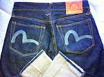 fantastic evisu jeans size 30