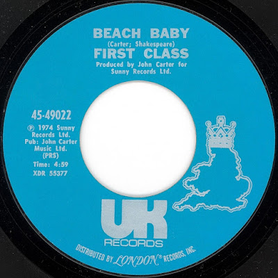 Beach Baby First Class 45rpm