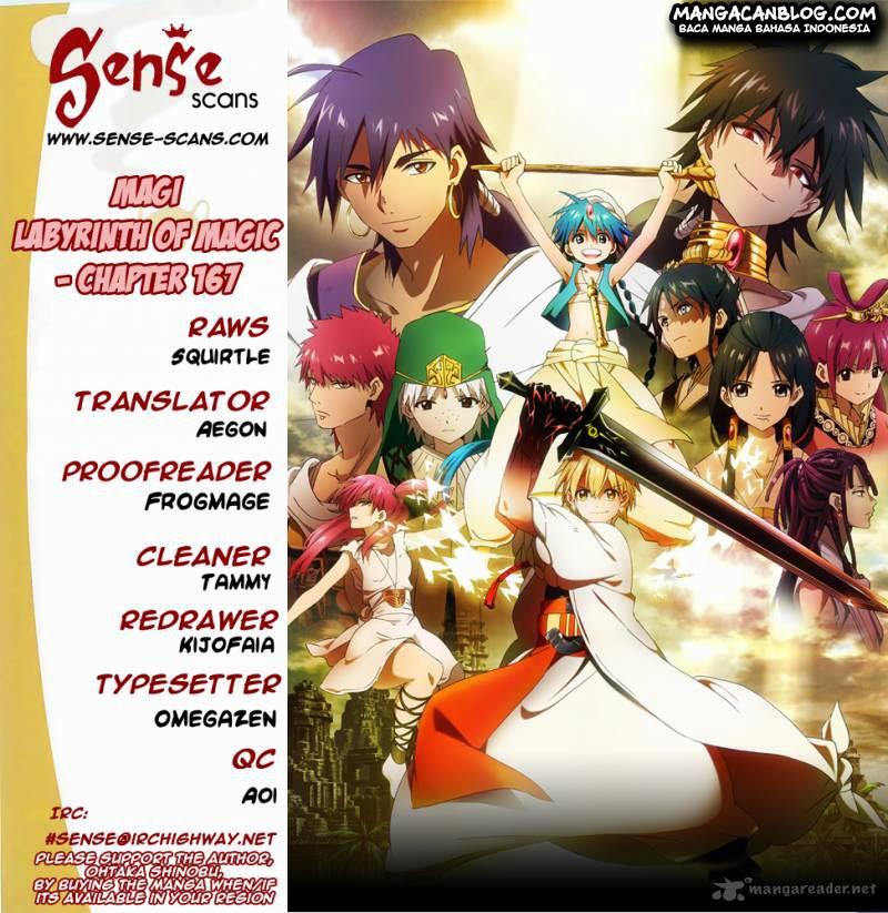 Dilarang COPAS - situs resmi www.mangacanblog.com - Komik magi 167 - seruan perang 168 Indonesia magi 167 - seruan perang Terbaru |Baca Manga Komik Indonesia|Mangacan