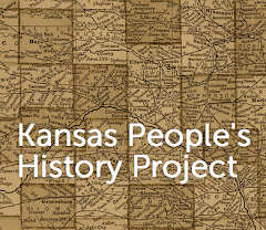 Click on the image below to learn more about the Kansas People's History Project