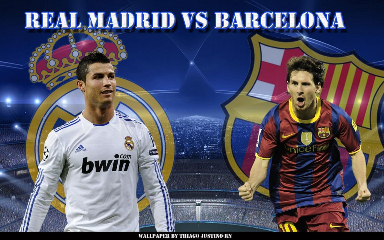 Lionel Messi vs Cristiano Ronaldo New HD Wallpapers | Football News