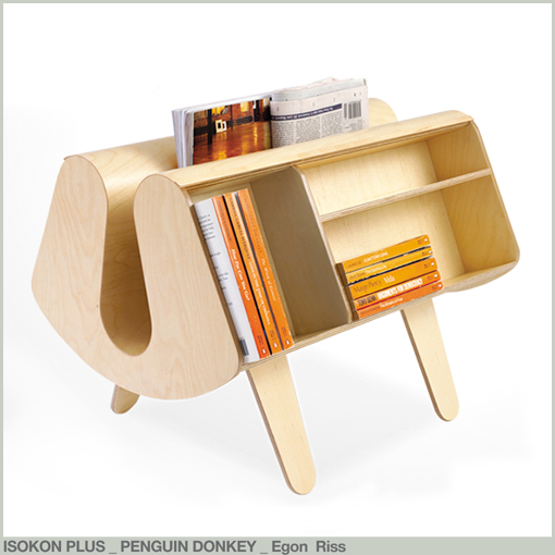 ISOKON PLUS - PENGUIN DONKEY
