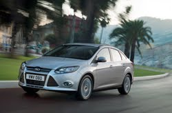 Ford Focus 2012