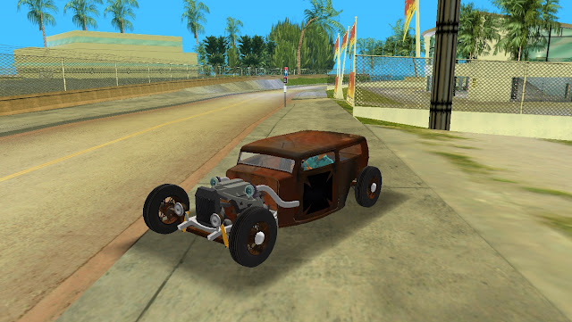 Ford Ratrod 1932 GTA Vice City
