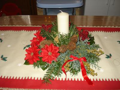 arranjos  de Natal 2012