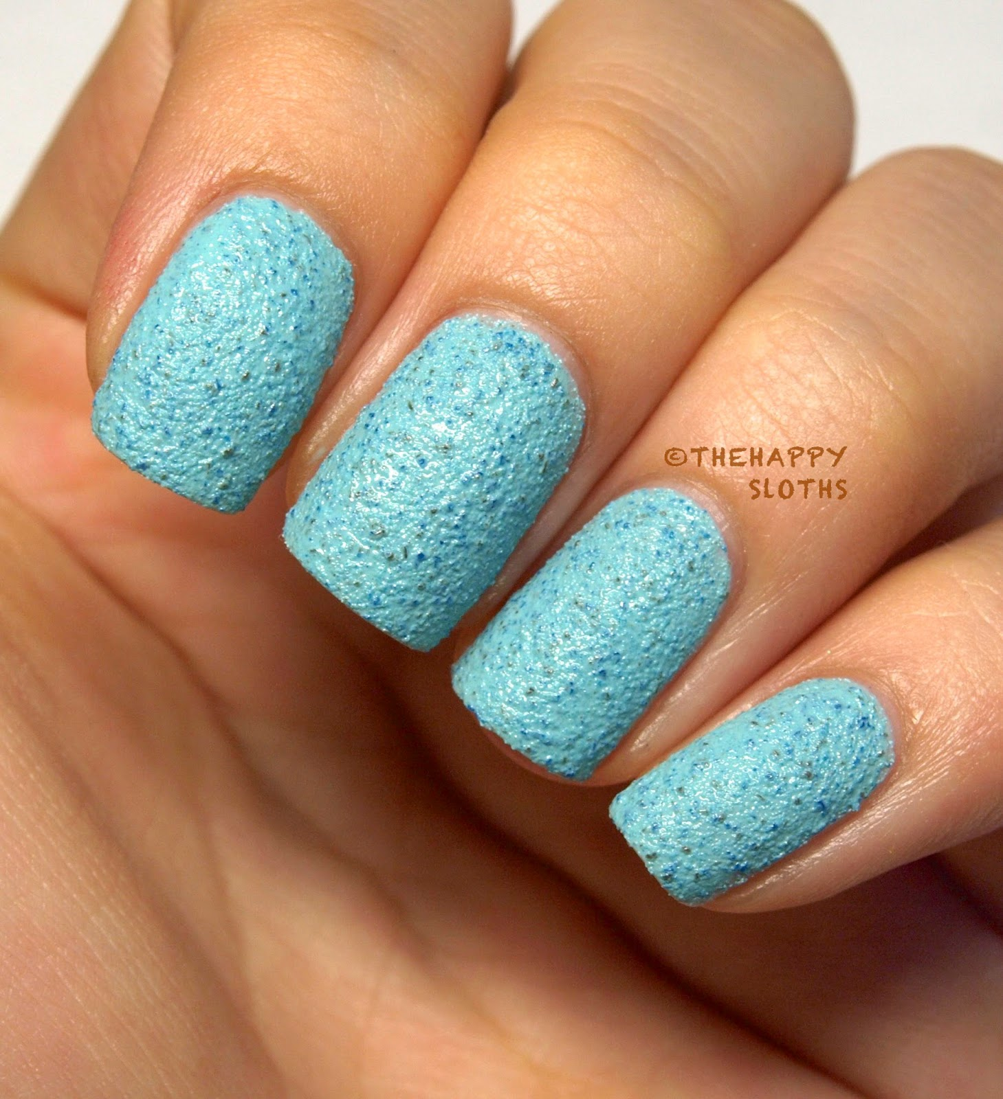 Nicole by OPI Roughles Textured Nail Polish: Review and Swatches ...