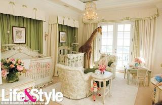 Mariah Carey Twins Babies Born 4/30/2011 at 12:07 p.m.