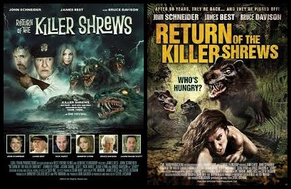 the 59 film the killer shrews found a group of folks on an island ...
