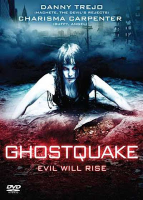 Filme Poster Ghost Quake DVDRip XviD & RMVB Legendado