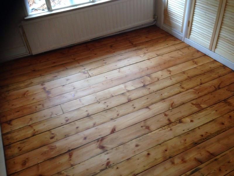 wood sanding and oiling cambridge