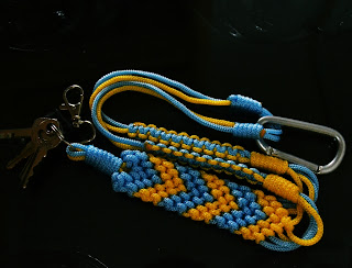 ... dari teknik anyaman friendship bracelet dan teknik tali temali