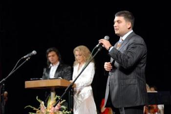 2006: Лауреатов приветствует мер Винницы