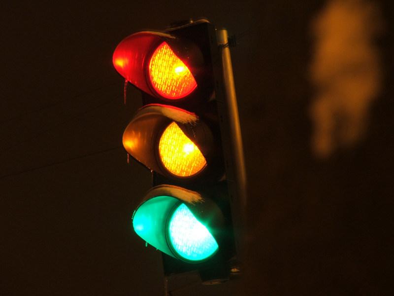 Red Light, Green Light...Yellow Light?