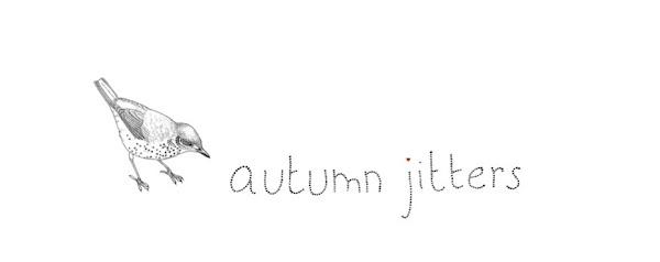 autumn jitters