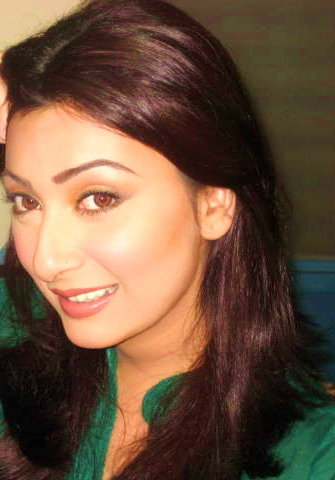 Pakistani TV Model actress Aisha Khan Picture