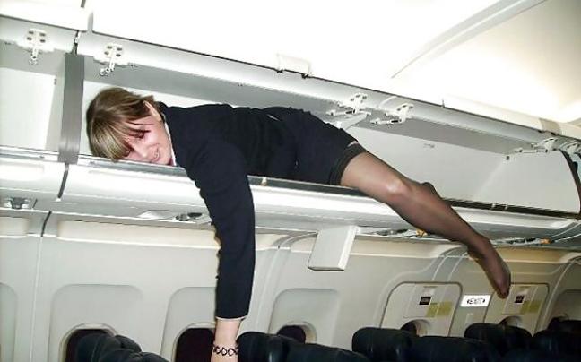 ΑΕΡΟΣΥΝΟΔΟΙ: Όλα όσα οι επιβάτες δε.. βλέπουν! (pics)