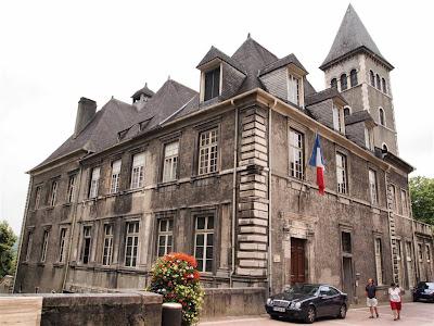 Parlamento de Navarra en Pau