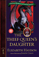 book cover of Thief Queen's Daughter by Elizabeth Haydon