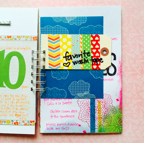 #washitape #washi #lists #listersgottalist #iloveitall #favorite