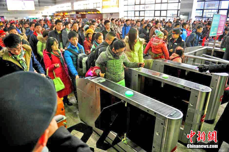 Reiseboom zum chinesischen Neujahr beginnt   Gerrys Blog