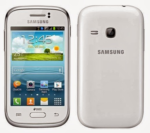 Spesifikasi Harga Samsung Galaxy Young S6310