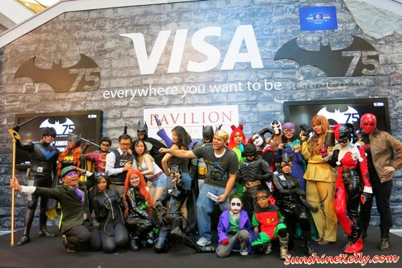 Batman Cosplay, Competition, Pavilion Kuala Lumpur, Batman, Joker, Catwomen, Harley Quinn, Robin,