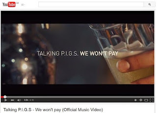 Talking P.I.G.S. official music video