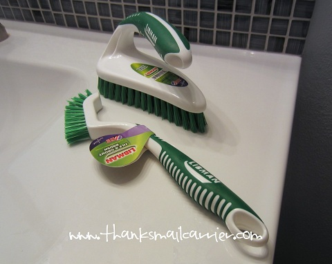 Libman scrub brushes