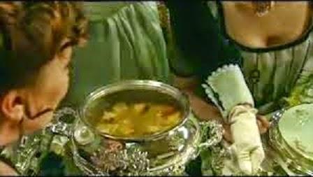 Sopa de menudillo