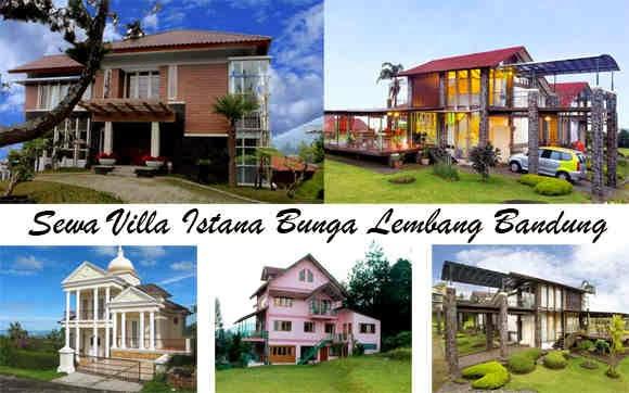 villa istana bunga sewa villa di lembang bandung holidays oo