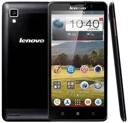 Harga Hp Lenovo P780 Terbaru 2015 dan Spesifikasi