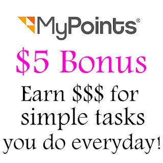 MyPoints Cashback February, March, April, May, June, July 2016
