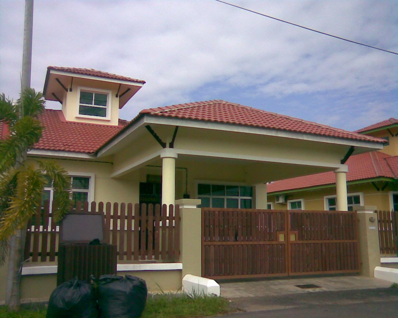 Rumah baruku