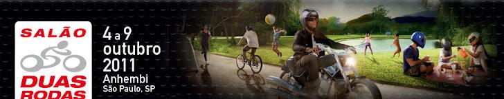 SALÃO DUAS RODAS - Feira Internacional de Motocicletas, Bicicletas, Peças, Equipamentos e Acessório