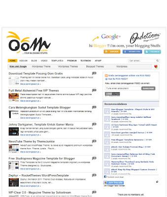 Free Template SEO Friendly  Style Ala O-om.com(Template Pocong Oom) Persembahan Anaktimor-17