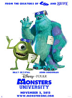 monsters university pixar's sequel to monsters inc