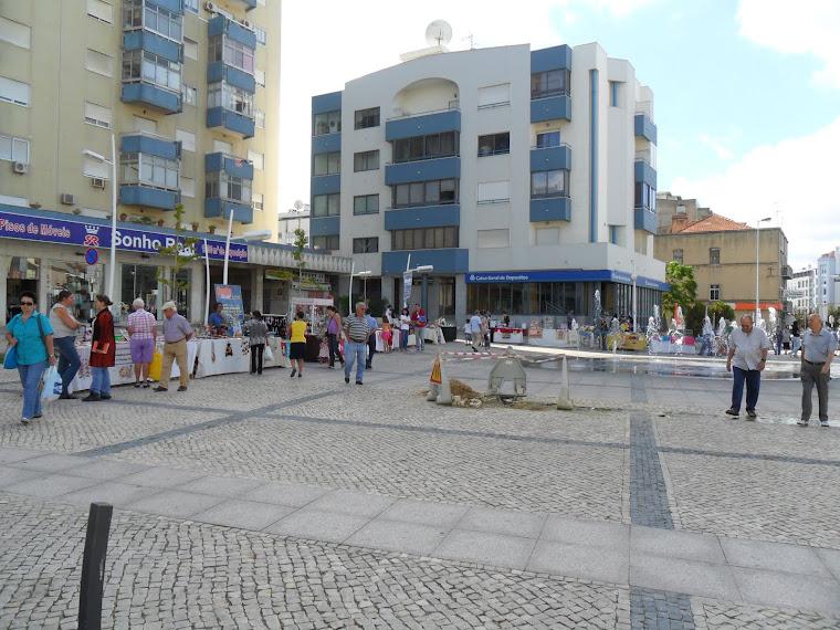 2.ª Mostra de Artesanato na Praça da Portela, Laranjeiro