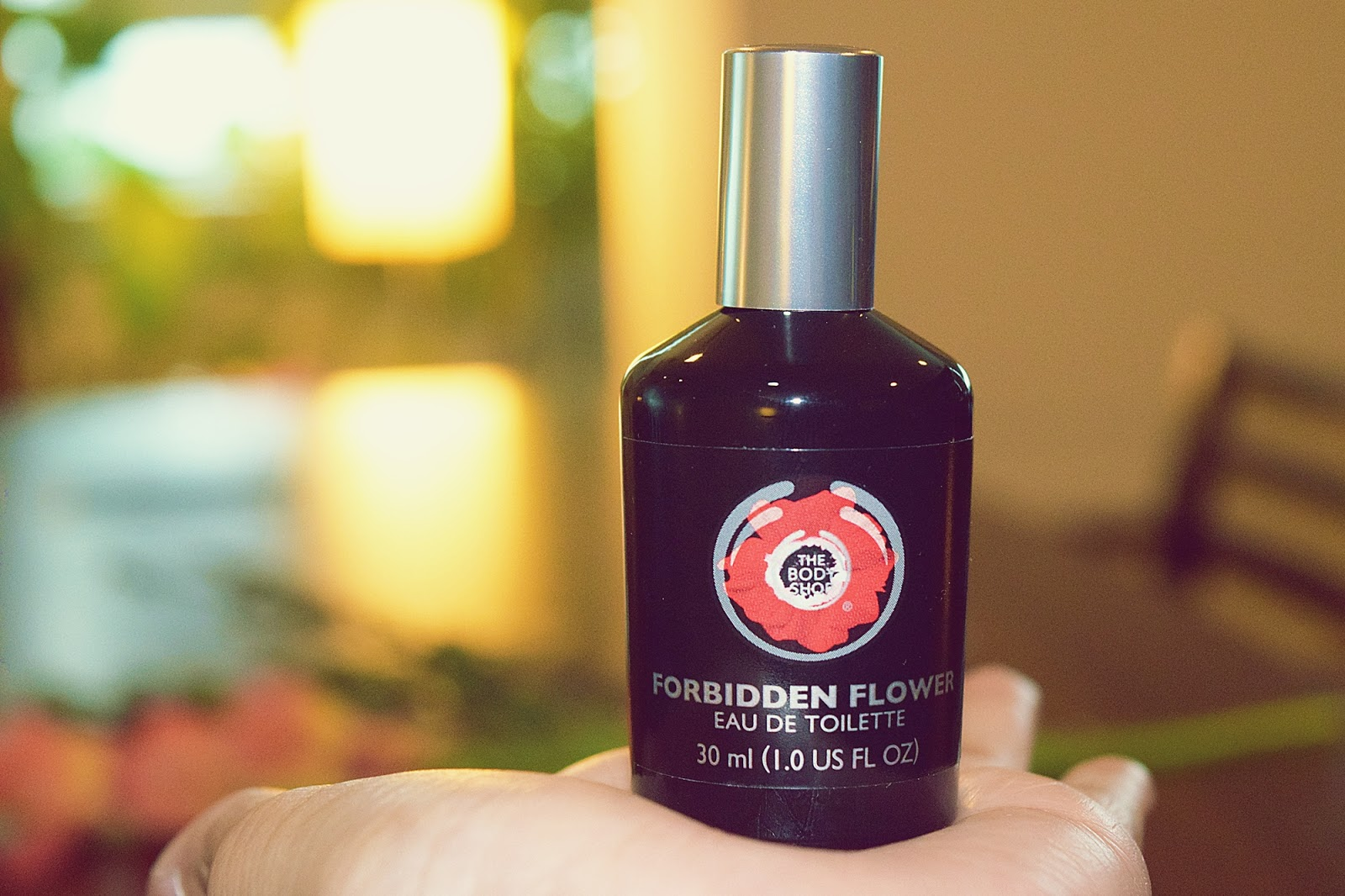Forbidden Flower Eau de Toilette by The Body Shop