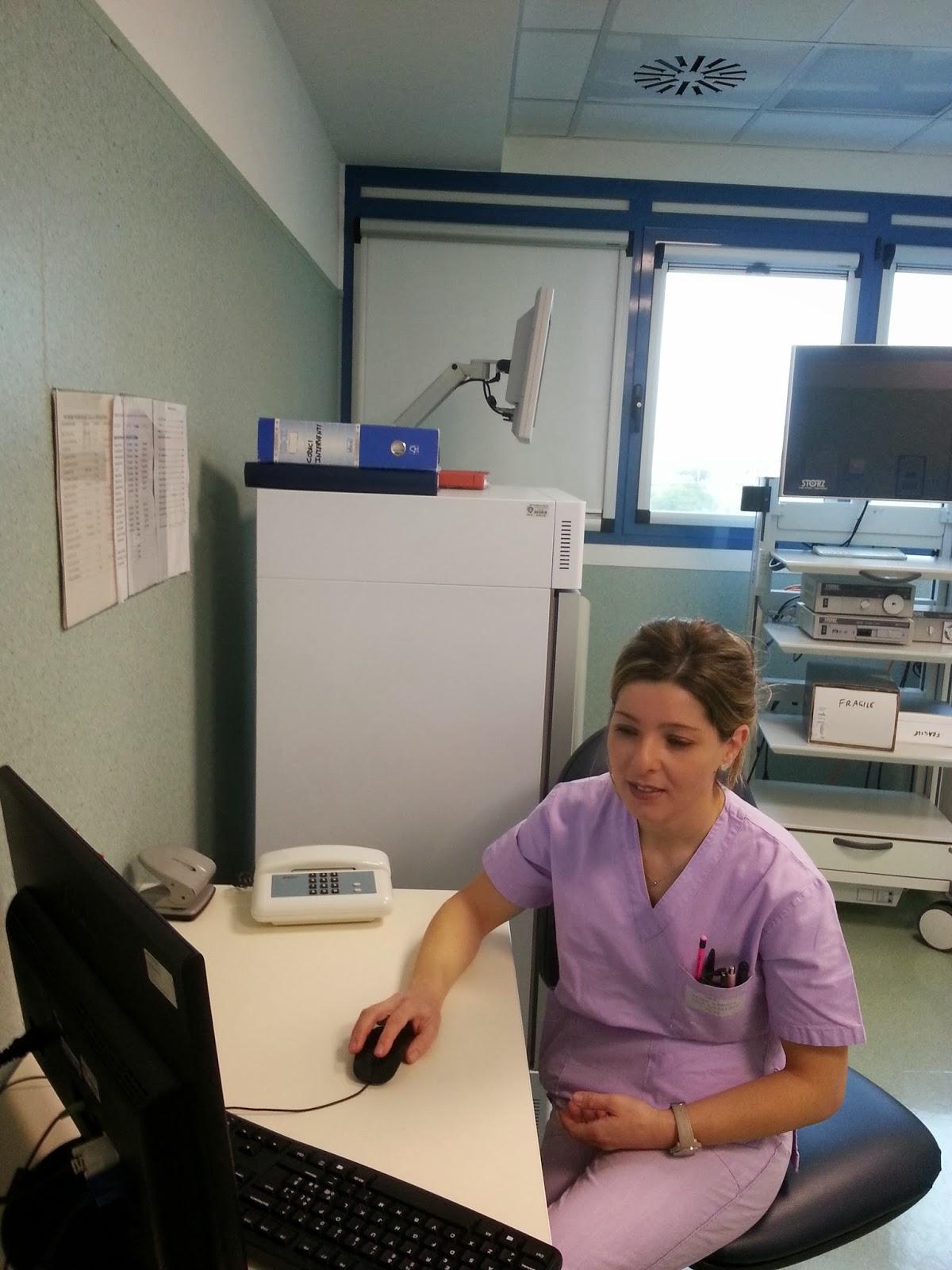 Barbara Sanna Coordinatrice Sala Operatoria Ostetricia e Gineologia