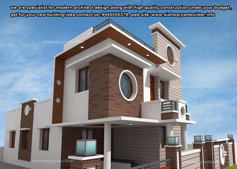 Contractors in chennai best madurai architects best for House construction design