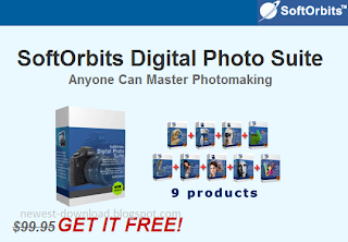 Get SoftOrbits Digital Photo Suite for FREE!