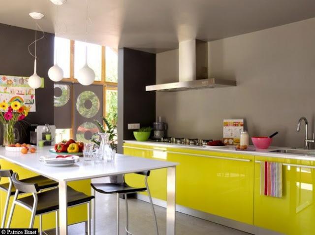Idee decoration petite cuisine for Idee deco cuisine petit budget