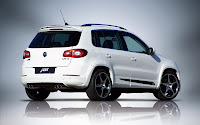 Volkswagen Tiguan  blanc