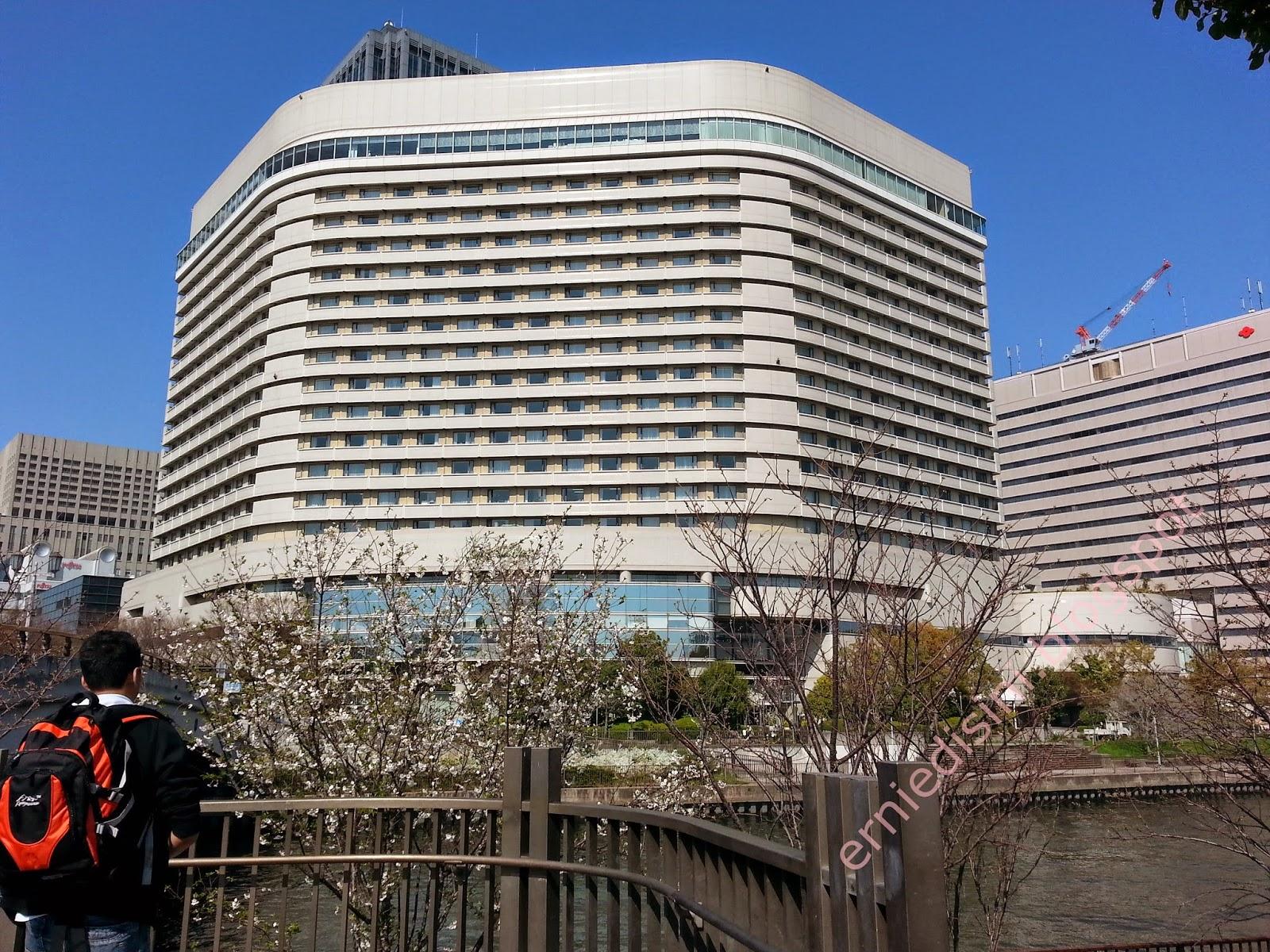 new otani hotel
