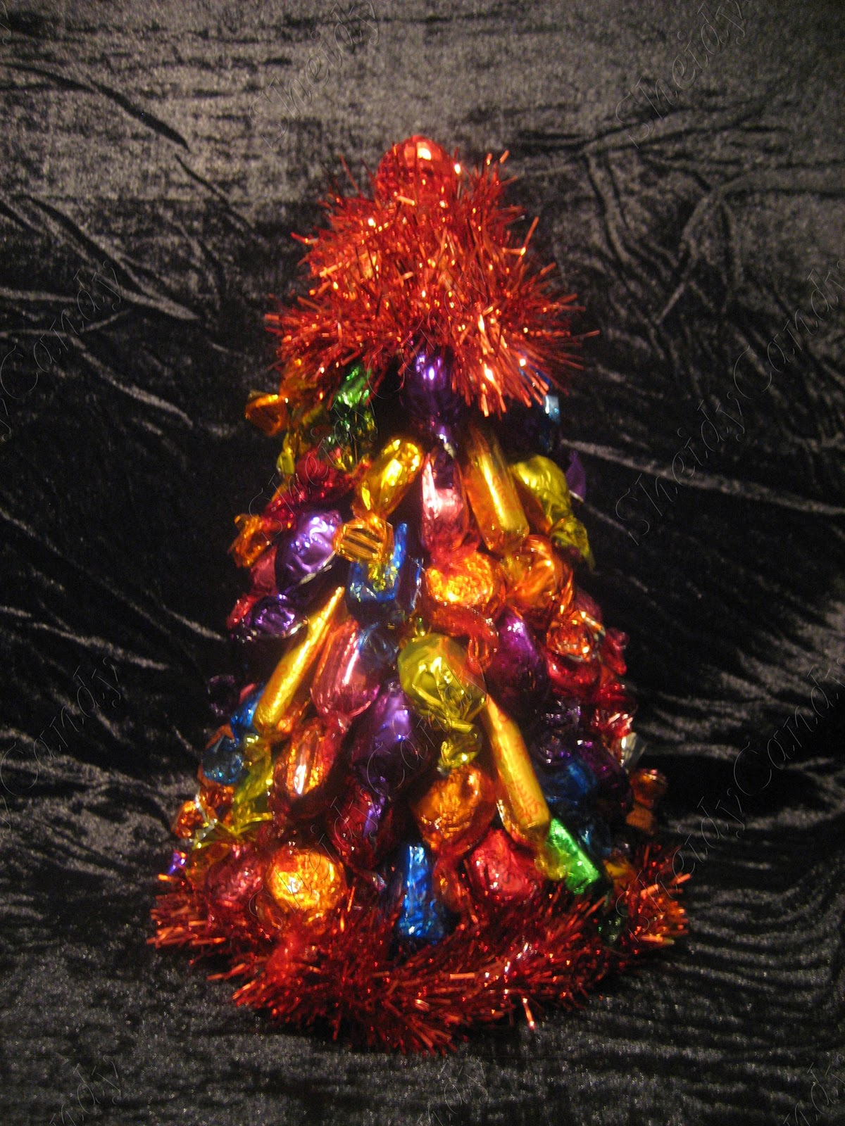 Miniature Christmas Trees Bespoke Sweet Gifts And Projects - Quality Christmas Tree