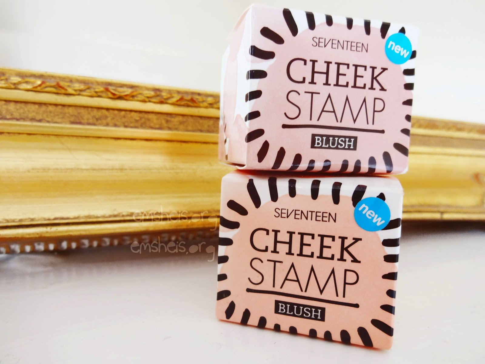 17 Cheek Stamp Blush