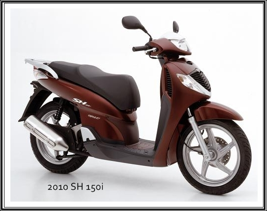2010 Honda Pcx 150 Spec Autos Weblog