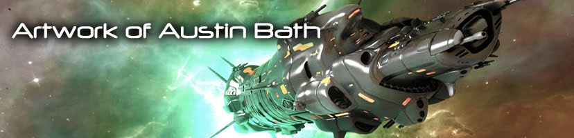 Artwork of Austin Bath