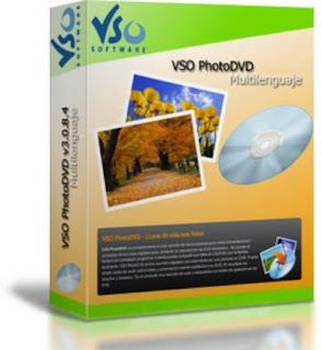 VSO PhotoDVD 4.0.0.37 + Serial 2011