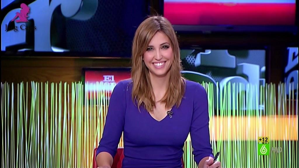 SANDRA SABATES, EL INTERMEDIO (02.03.15)